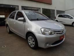 Toyota etios sedan 2014 1.5 x sedan 16v flex 4p manual - 2014