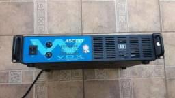 Amplificador MAchine A5000 - 1200 rms - $450,00