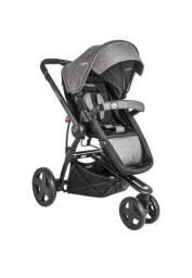 Carro de bebê + bebê conforto compass |||