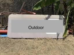 Placa outdoor 3 metros