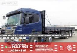 Scania Azul P310 8x2 Bitruck Automático 2014 R$ *00km - 2014