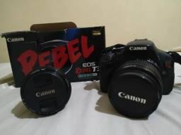 Câmera Rebel EOS T3i