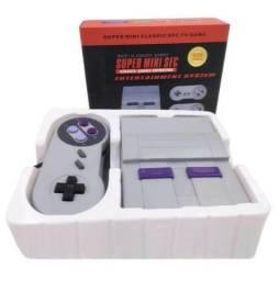 Mini Super Nitendo 620 Jogos Produto Novo