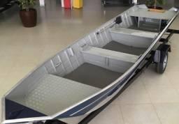 Barco Amazonas 600 SL Especial c/ carreta rodoviária - 2019