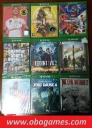 Jogos Xbox ONE Lacrados