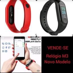 Relógio Smart M3 TOP