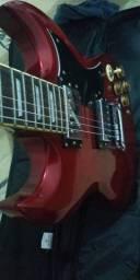 Vendo Guitarra memphis tagima