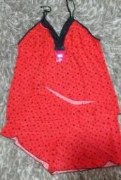 Baby Doll tamanho M R$ 39,00