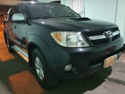 Oportunidade Hilux diesel aut - 2007