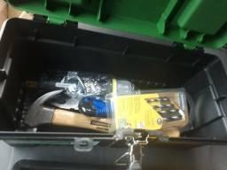 Vendo caixa de ferramentas da Tramontina