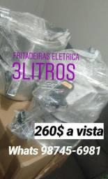 Fritadeira 3L eletrica