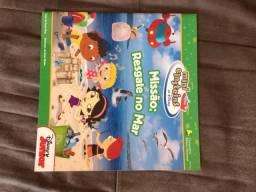 Livro ilustrado infantil até 4 anos