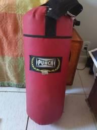 Saco de treino punch 60cm
