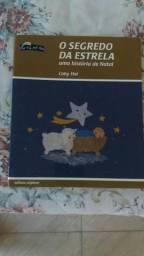 """Livro paradidático """"O Segredo da Estrela"""" uma história de Natal"""