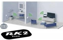 Repetidor - Wi-fi - Amplificador Sinal Wifi 300mbps