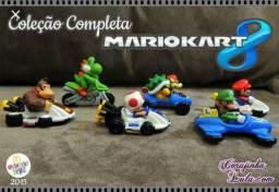 Coleção completa Mário kart