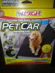 Capa Pet - para transporte de Cachorro ou mercadorias