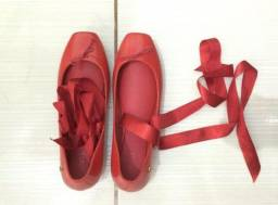 Melissa Ballet Vermelha