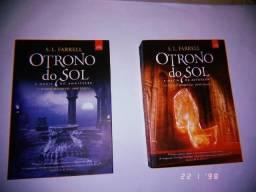 Livros O trono do sol (A magia da alvorada e A magia do anoitecer