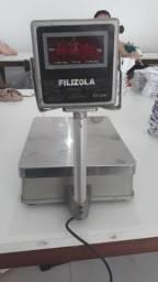 Balanca Industrial Seminova -30 KG - Aceito Trocas