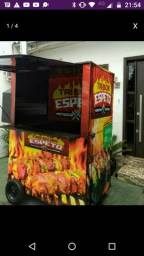 Barbada trailer
