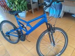 Bicicleta Colli azul aro 26