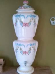 Filtro antigo de porcelana weiss