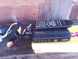 Receptor e antena digital