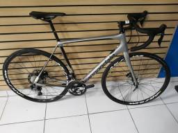 Bike speed cannondale synapse di2 disc ultegra 22v