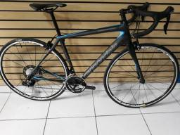 Bike speed cannondale synapse 105 11v