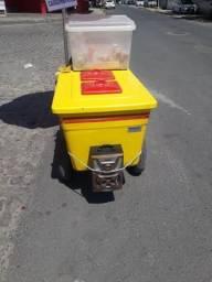 Vaga de emprego para vendedor de rua