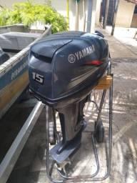 Motor de popa yamaha/ 2011