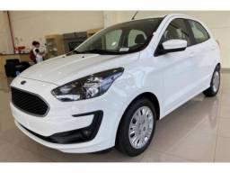 Ford Ka 1.0 SE Plus 2021 Branco Manoel