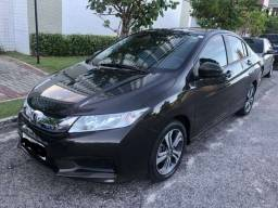 Honda City 1.5 LX 16V Flex 4P Automatico Ano 2015/2015