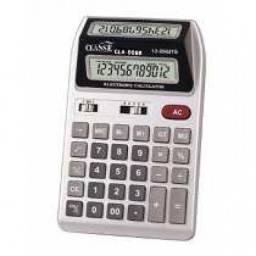 Calculadora classe 12