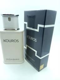 R$ 239 Perfume Kouros Tradicional 100ml Importado Original Lacrado com Selo Adipec