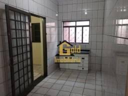 Casa com 2 dormitórios para alugar, 97 m² por R$ 900,00/mês - Planalto Verde - Ribeirão Pr