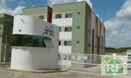 Apartamento para alugar, 56 m² por R$ 1.078,00 - Mateuzinho - Timon/MA