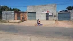 Barracão disponível para venda, por R$ 230.000 - Jardim dos Migrantes - Ji-Paraná/Rondônia