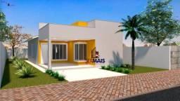 Casa com 3 dormitórios à venda R$ 280.000 - Parque Brasil - Ji-Paraná/RO