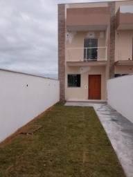 Casa duplex com vista mar em Itaipuaçú