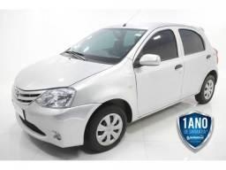 Toyota Etios X 1.3 4P FLEX