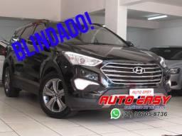 Hyundai Grand Santa Fé V6 3.3 4WD 7 Lugares/Blindado!
