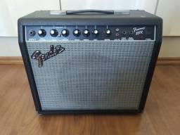 Vendo ou troco amplificador Fender Frontman 25R