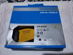 Pedal speed shimano PD-R540 preto