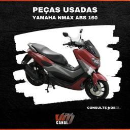 Yamaha NMAX - peças disponíveis para venda