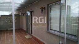 Apartamento à venda com 2 dormitórios em Jardim do salso, Porto alegre cod:FE3986