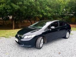 Honda Civic LXL 1.8 2012/2013 Automático Flex - 2013