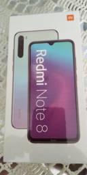 Redmi Note 8 4+64 GB 10 x sem juros no cartão SOMENTE VENDA