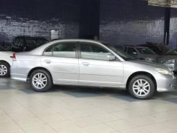 Honda Civic LX - Automático- Bem Conservado! - 2006